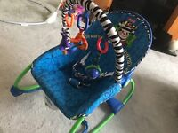 Fisher price rocking chair/ seat