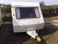 Abi Maurader 4 Berth 1995 Caravan
