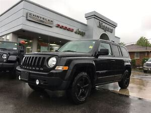 2015 Jeep Patriot HIGH ALTITUDE,LEATHER,ALLOYS