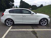 BMW 1 SERIES HATCHBACK 5-DR 118d SE 5dr 2.0