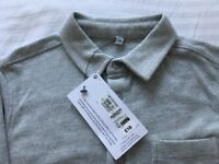 3 Boys M&S Long Sleeve Shirts - Brand New with tags