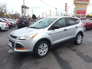2014 FORD ESCAPE S- CRUISE CONTROL, AUTOSTICK, CD PLAYER, POWER