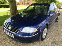 VOLKSWAGEN PASSAT 2.0i, SUPERB CONDITION, FULL HISTORY, LONG MOT