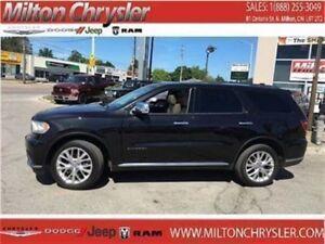 2015 Dodge Durango CITADEL|8.4