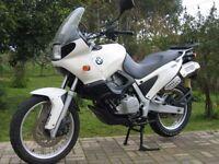 BMW F650 MOTORCYCLE 650CC MOTORBIKE