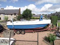17ft boat