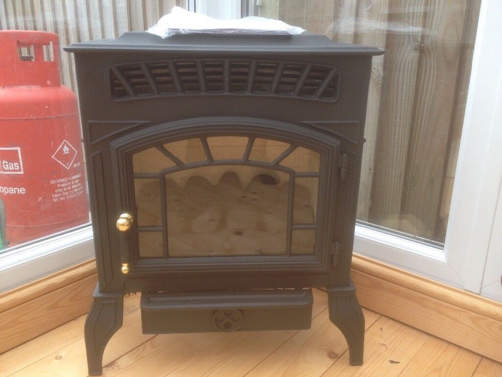 burley g4220 flueless gas fire new in bognor regis west