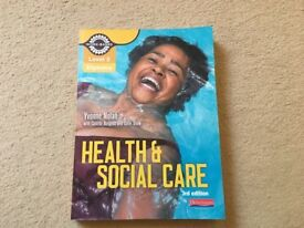 HEALTH & SOCIAL CARE LEVEL 2 ( 3rd edition )