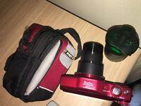 Canon SX700HS Pocketable Super Zoom