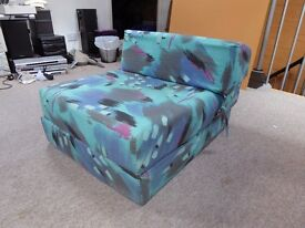 Foam chairs/chair beds