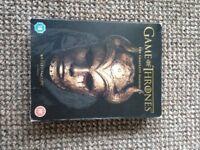 Game of Thrones DVD's (seasons 1 - 5)