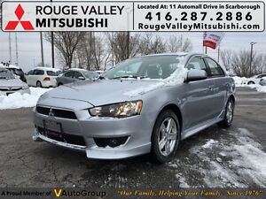 2013 Mitsubishi Lancer SE, !!!!One Owner !!$59+tax weekly with 0