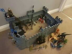 Chad valley knights castle toy