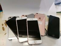 Apple iPhone 6s Unlocked to any network 16/64GB