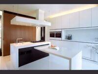 Kitchens,bedrooms,blinds