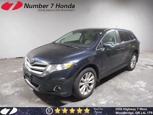 2014 Toyota Venza All-Wheel Drive with Power Group!