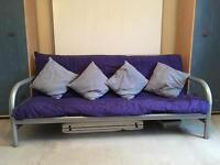 Sofa Bed converts into Double Bed