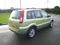 FORD FUSION 1.6 AUTOMATIC. 1 YEAR MOT. 2 OWNERS. 2 KEYS. HPI CLEAR. ALL PREVIOUS MOT AVAILABLE