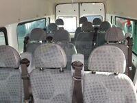 Minibus Seats 6 in Total