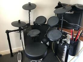 Alesis Drum Kit 8 pieces. Seat not included.