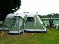 Montanna tent in excellent condition, hardly used genuine reason for sale