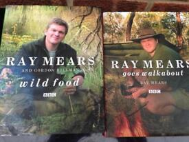 Ray mears and downton abbey books