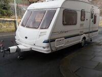 Sterling Europa Five Berth Touring Caravan