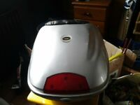 Moped Top Box