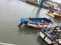 Ex life boat with extras