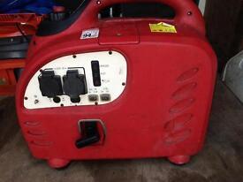 Clarke 2200w generator