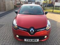 2014 RENAULT CLIO DYNAMIQUE S MEDIANAV NRG TCE S/S, 2 KEYS, £20 YEAR TAX, EX-MOTABILITY, LOW MILES