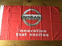 Nissan pulsar skyline Silvia 300zx juke qashqai navara patrol sunny Almera Primera workshop banner