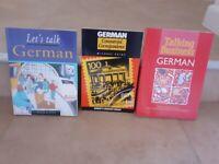 German Language Books (3)
