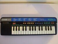 Casio SA-8 Electronic Music Keyboard 25 Sound Tone Bank