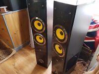 Quality made & great Sounding Speakers Bought from Richard sounds of bath