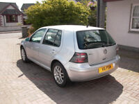 VW Golf Diesel, GT Tdi 130 - Many Extras Including Full Leather