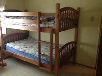 FOF SALE STURDY BUNK BED