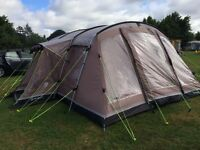 Outwell Montana 6 berth tent with extras