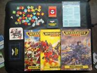 Warhammer 40k rules codex wargear