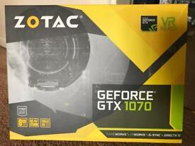 Zotac GTX 1070 Mini 8GB