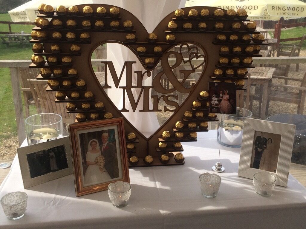 Exhibition Stand Gumtree : Ferrero rocher heart display stand in bournemouth