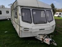 Caravan Shell for Storage/office/workroom/Den/project/extra bedroom/covered trailer