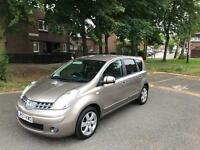 Nissan Note Sve 1 owner from new auto