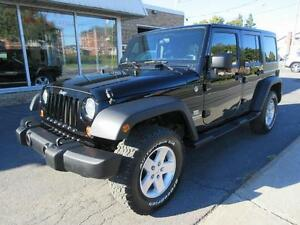 2011 Jeep Wrangler Unlimited Sport *2 TOITS*