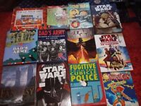 Large Comic/Annual Collection