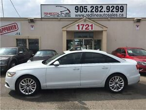 2012 Audi A6 3.0 Premium Plus, Supercharged, WE APPROVE ALL CRE