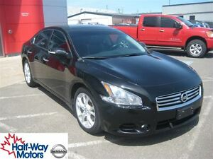 2012 Nissan Maxima SV (CVT) | So Sporty!