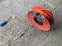 Hook up cable/electic cable