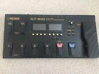 Boss GT100 COSM Multi Effects Processor