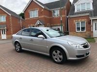 2008 VAUXHALL VECTRA LIFE, MOT TILL APRIL 2018, FULL SERVICE HISTORY, LOW MILEAGE, HPI CLEAR